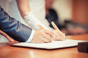 Marriage Registration in Thailand